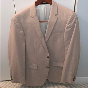 38R men's tan Kenneth Cole sport coat